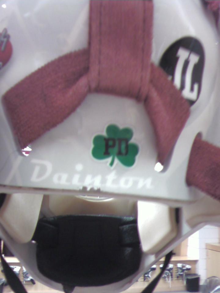 PD Shamrock Sticker