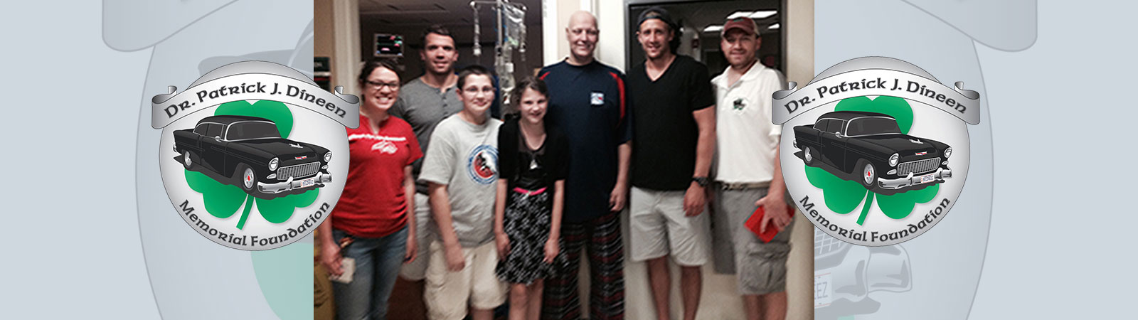 Surprise Visit by NHL Players Lifts Patients Spirits