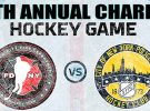 The 45th Annual Charity Hockey Game between FDNY and NYPD