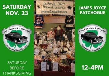 9th Annual Dineen Memorial Foundation at James Joyce in Patchogue